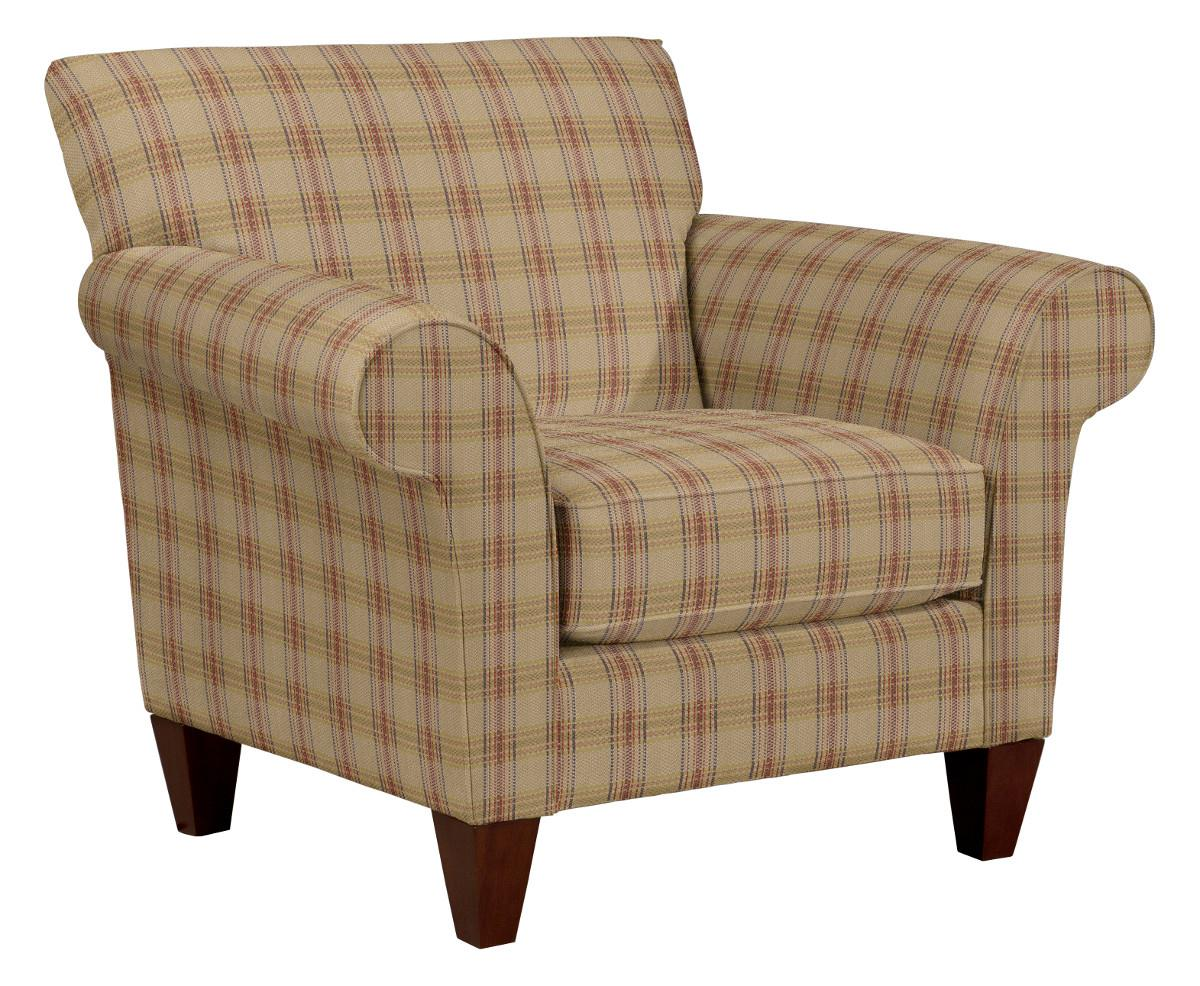 La-Z-Boy Aria Transitional Stationary Chair - Item Number: 023465H132536