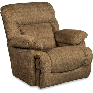 La-Z-Boy ASHER Power-Recline-XR RECLINA-ROCKER® Recliner