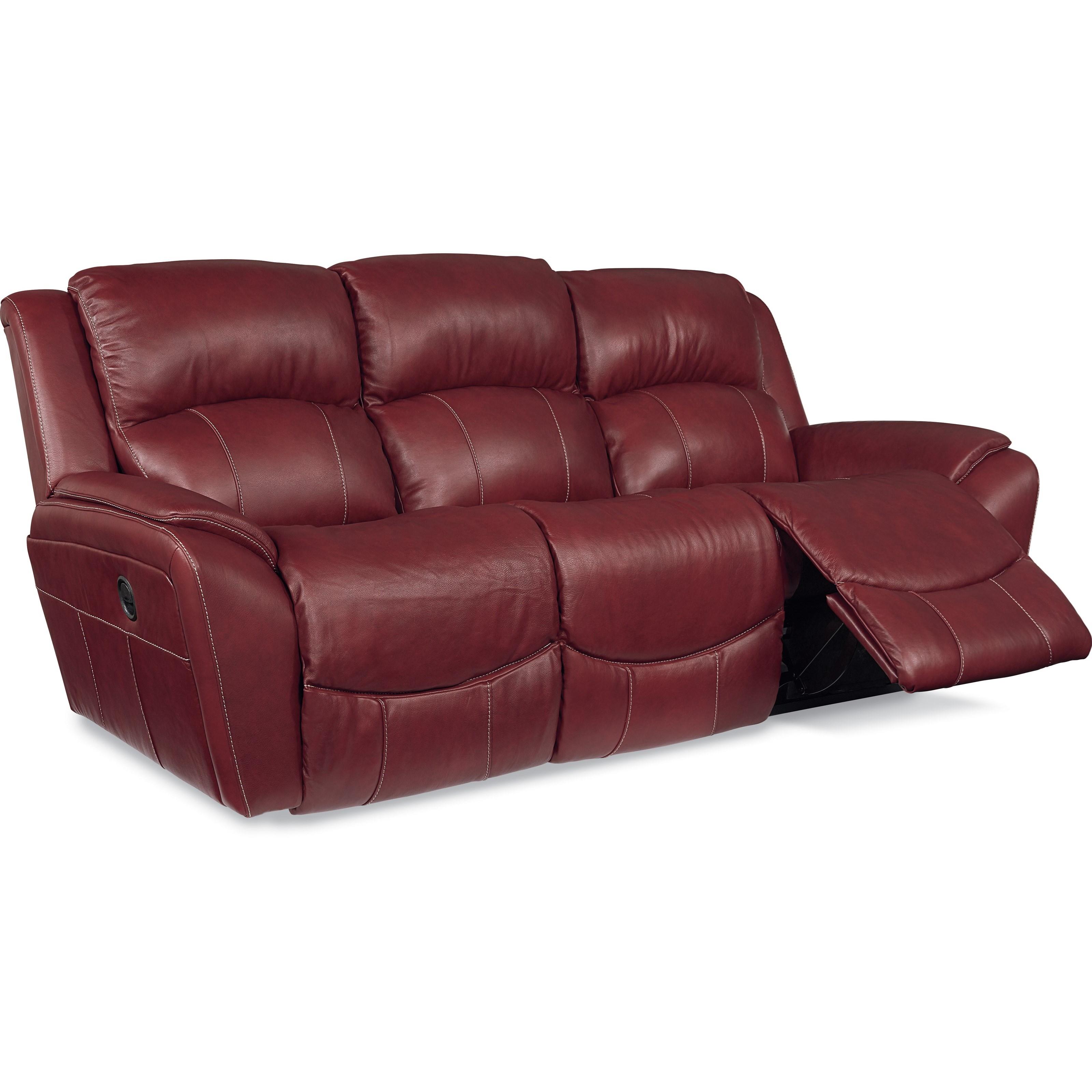 La Z Boy Barrett Casual La Z Time 174 Full Reclining Sofa