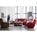 La-Z-Boy BARRETT Reclining Living Room Group - Item Number: 740 Living Room Group 1