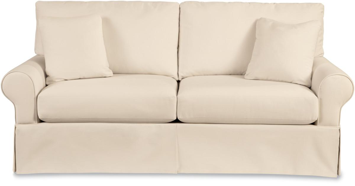 La Z Boy Beacon Hill Premier Sofa With Large Rolled Arms