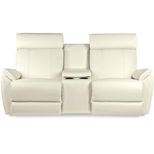 La-Z-Boy Beckett Power-Recline-XRw™ Recl. Loveseat w/ Console