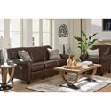 La-Z-Boy Bennett Reclining Living Room Group - Item Number: 899 Living Room Group 3