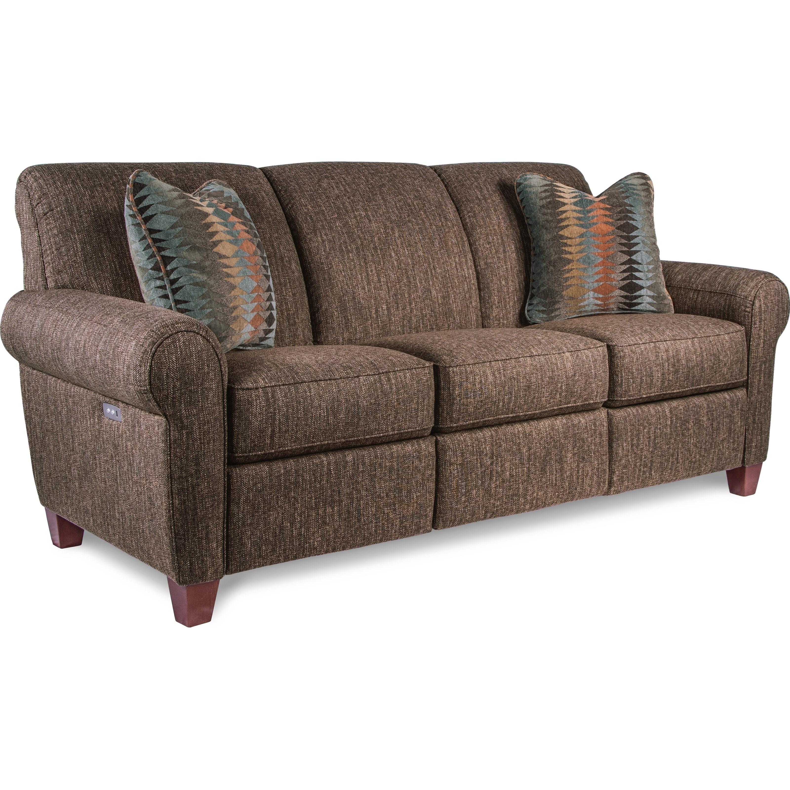 Bennett Duo™Reclining Sofa by La-Z-Boy at Godby Home Furnishings
