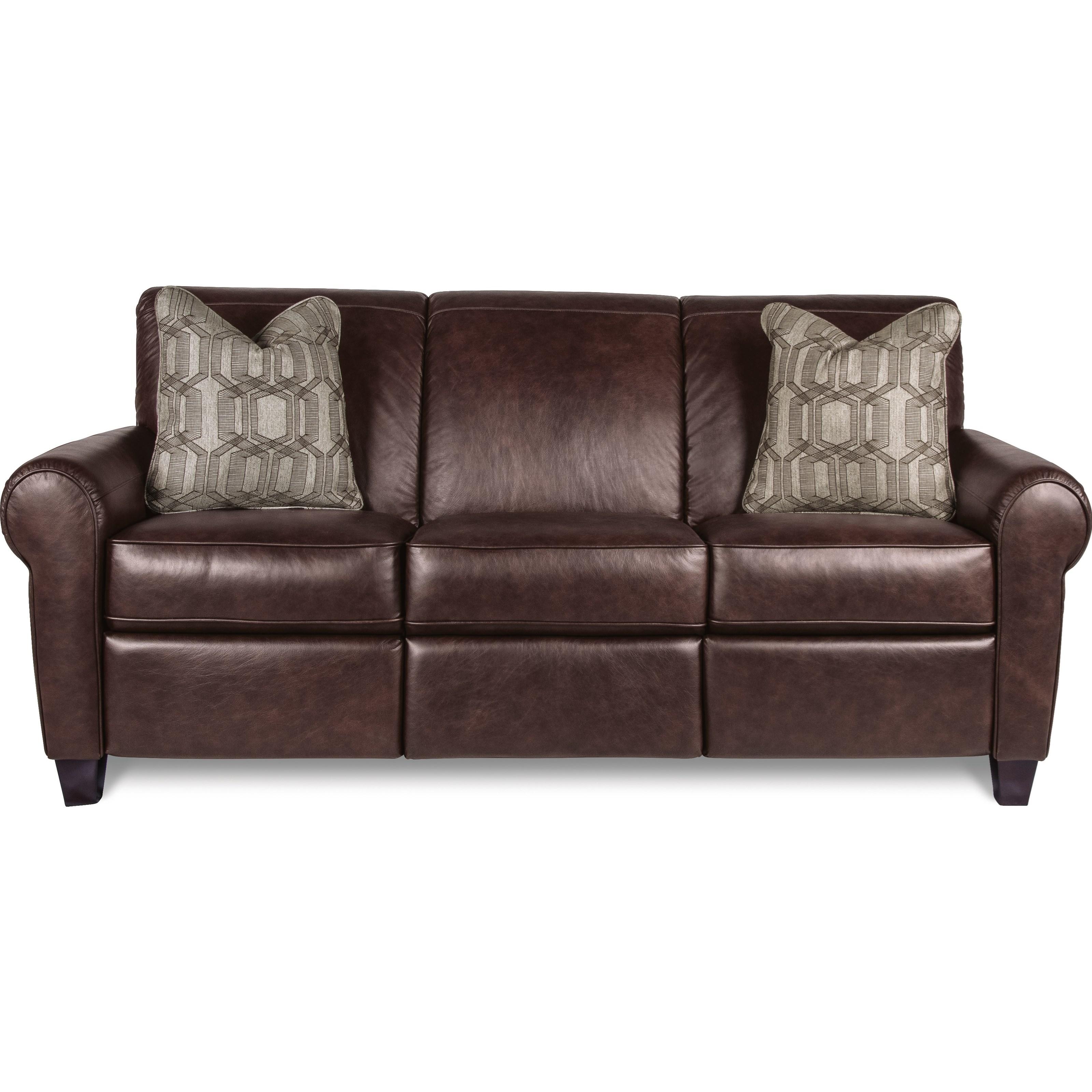 La Z Boy Bennett Duo Power Reclining Sofa With Usb