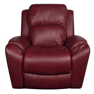 La-Z-Boy Barrett Barrett Leather-Match* PWR Rocker Recliner