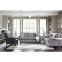 La-Z-Boy Bexley Living Room Group - Item Number: 681 Living Room Group 1