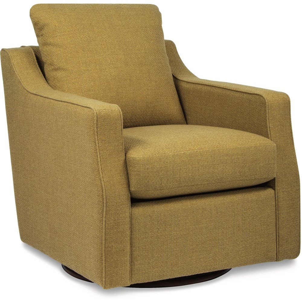 Birmingham Premier Swivel Occasional Chair by La-Z-Boy at Sparks HomeStore