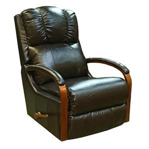 La-Z-Boy Blair Leather Recliner Rocker