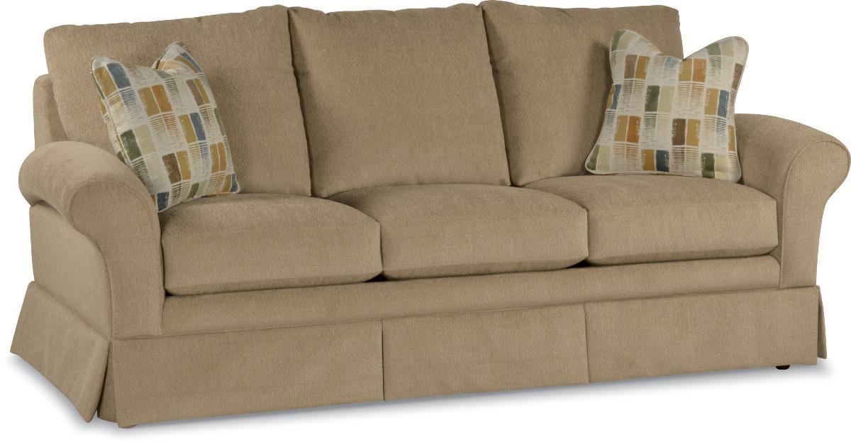 La Z Boy Blair Casual La Z Boy 174 Queen Sofa Sleeper With