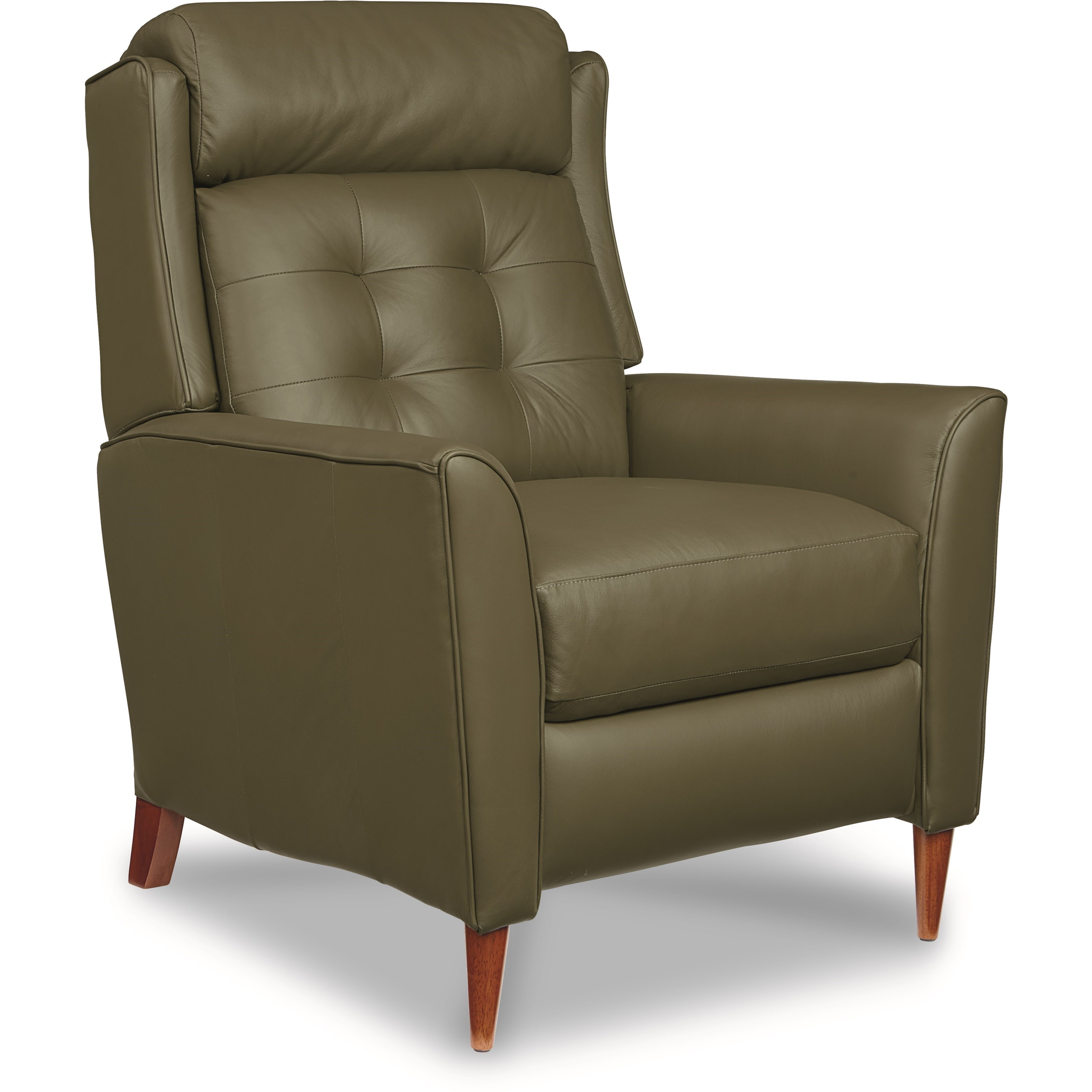 Brentwood High Leg Recliner by La-Z-Boy at Jordan's Home Furnishings