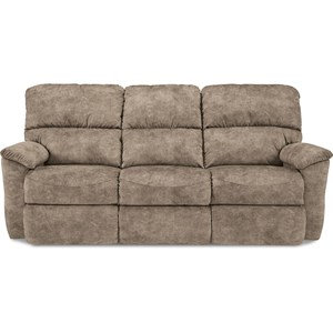 Power-Recline with Power Headrest Sofa