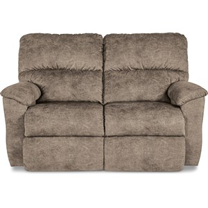 Power La-Z-Time Full Reclining Loveseat