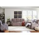 La-Z-Boy Brooks Reclining Living Room Group - Item Number: 727 Living Room Group 1