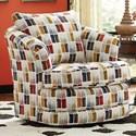 La-Z-Boy Chairs Fresco Swivel Chair - Item Number: 021306F133879