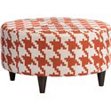 La-Z-Boy Chairs Ottoman - Item Number: 024319P120613