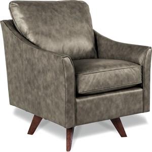 La-Z-Boy Chairs Reegan Swivel Occasional Chair