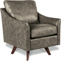 La-Z-Boy Chairs Reegan Swivel Occasional Chair - Item Number: 210460FL152352