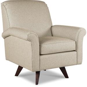 La-Z-Boy Chairs Ronnie Swivel Occasional Chair