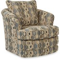 La-Z-Boy Chairs Fresco Swivel Chair - Item Number: 215306D148085
