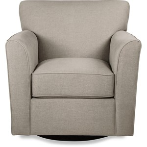 La-Z-Boy Chairs Allegra Premier Swivel Occasional Chair