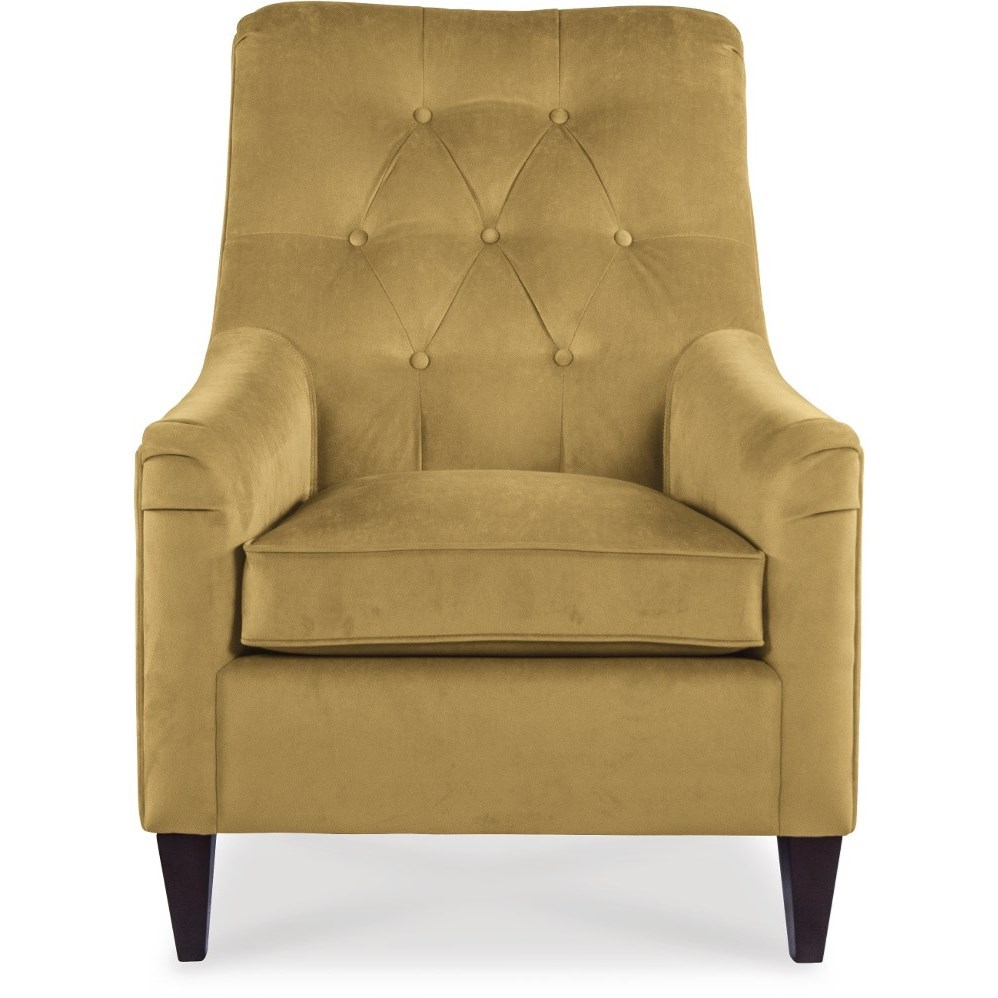 La Z Boy Chairs Marietta Upholstered Chair With Sloped