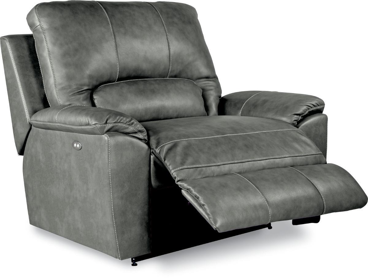La Z Boy Charger La Z Time 174 Chair And A Half Recliner