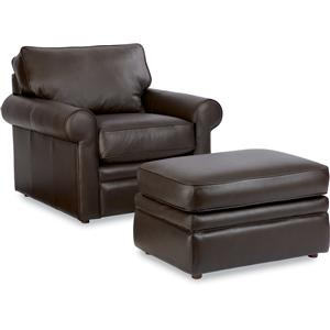La-Z-Boy Collins Chair & Ottoman