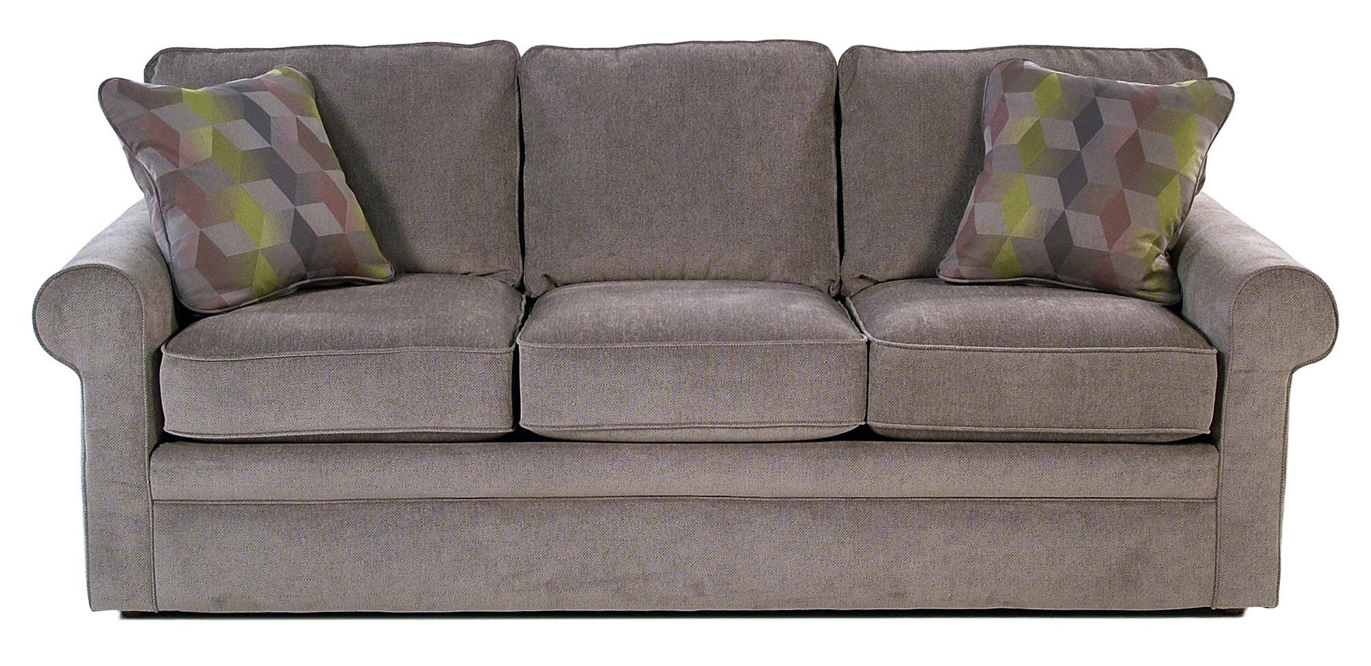 La Z Boy Baltic Sofa With Rolled Arms Rotmans