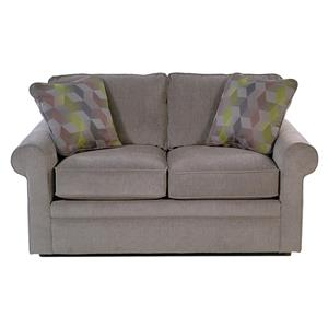 La-Z-Boy Baltic Loveseat w/ Rolled Arms