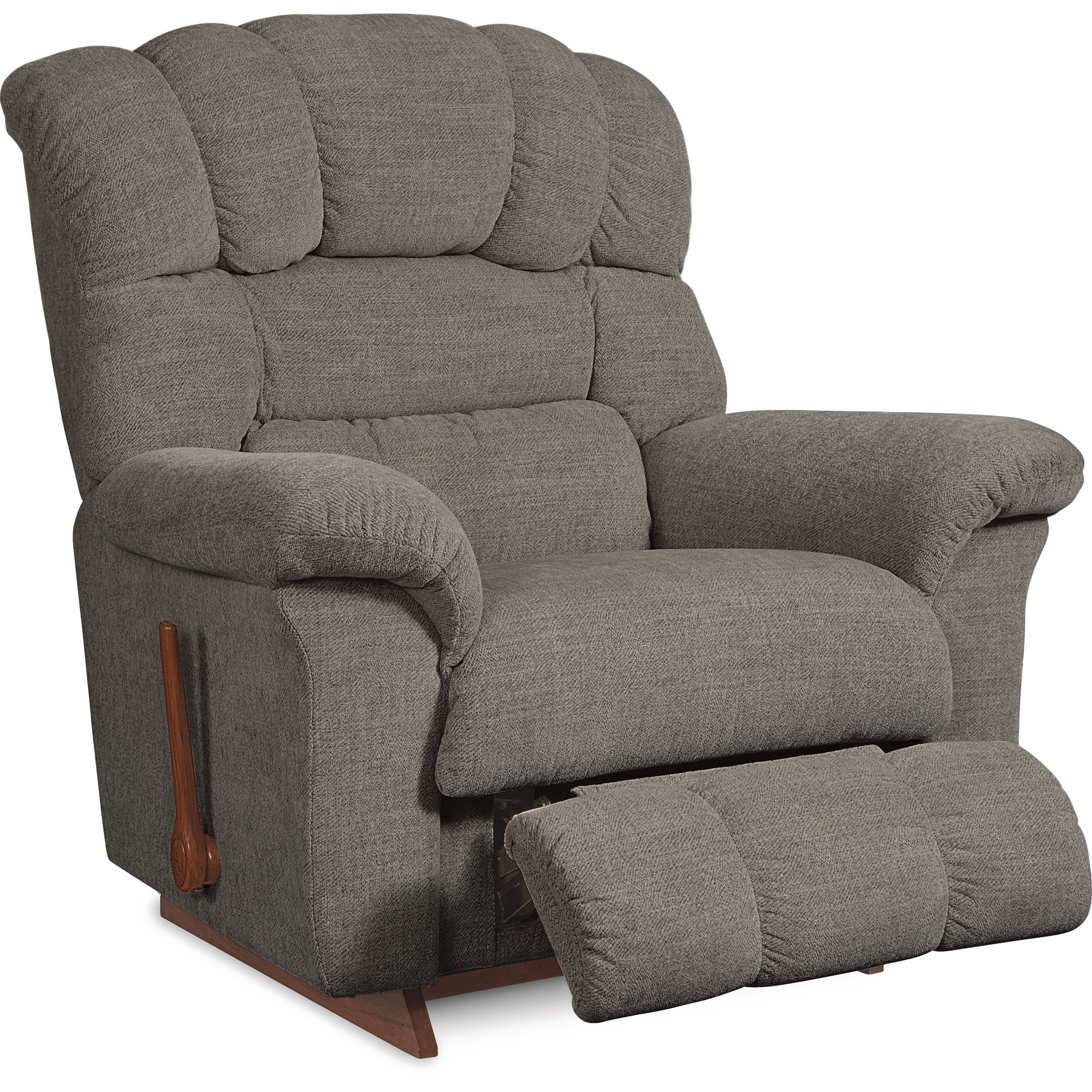 La Z Boy Crandell Reclina Rocker Reclining Chair Vandrie