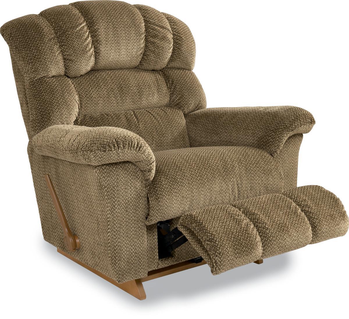 Crandell Reclina Rocker Reclining Chair By La Z Boy