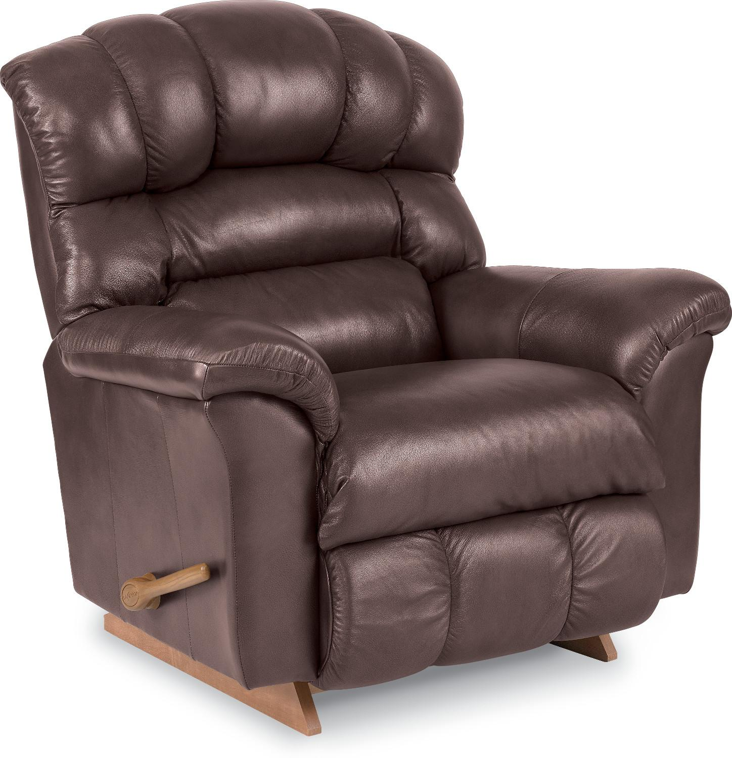 Crandell reclina rocker reclining chair by la z boy wolf furniture - Stylish rocker recliner ...