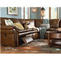 La-Z-Boy Max 5 Piece Sectional with LAS Chaise and 2 Recliners