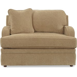 SUPREME-COMFORT??Twin Sleep Chair