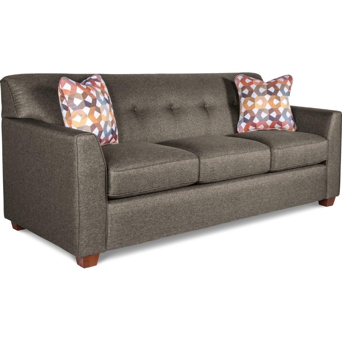 Lazy Boy Sofa Sets: La-Z-Boy Dixie Contemporary Tufted Apartment Sofa With