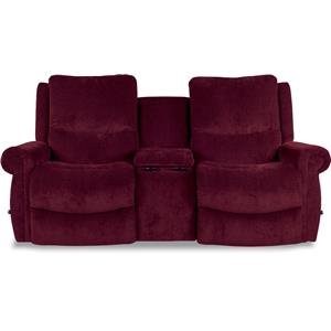 La-Z-Boy DUNCAN Full Reclining Loveseat w/ Middle Console