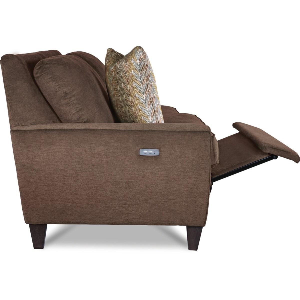 La Z Boy Edie Duo Power Reclining Two Seat Sofa With Usb