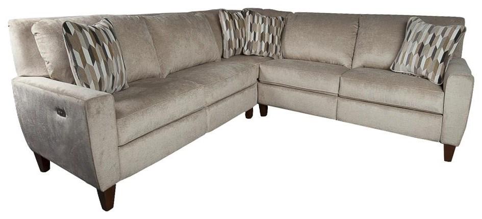 Edie Power Sectional Sofa