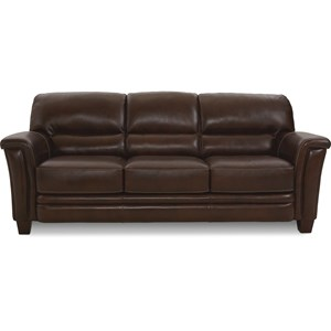 Signature Leather Sofa