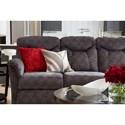 La-Z-Boy Fortune Casual Reclining Sofa