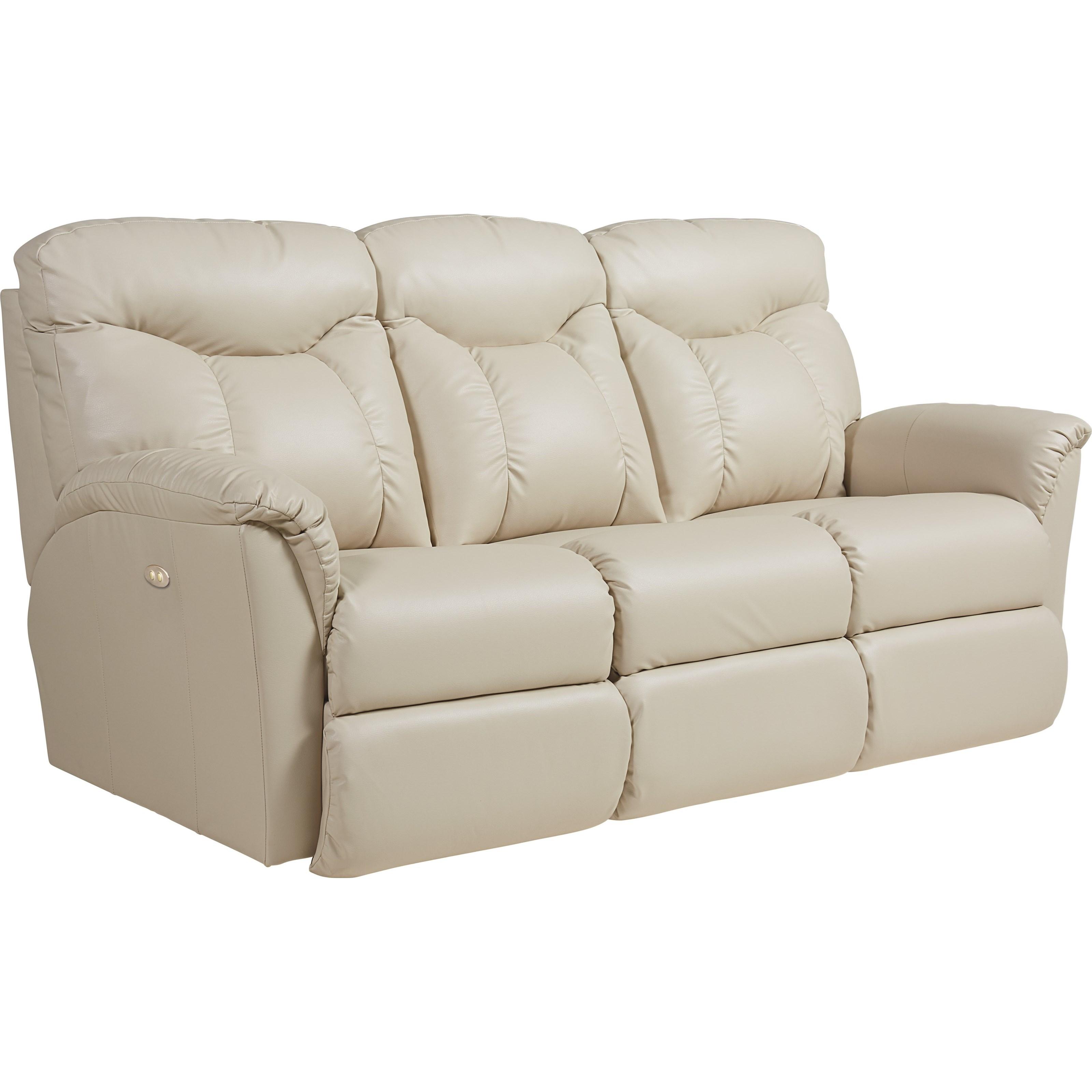 La Z Boy Fortune Power Reclining Sofa Bullard Furniture