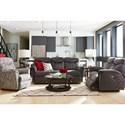 La-Z-Boy Fortune Living Room Group - Item Number: 726 Living Room Group 1