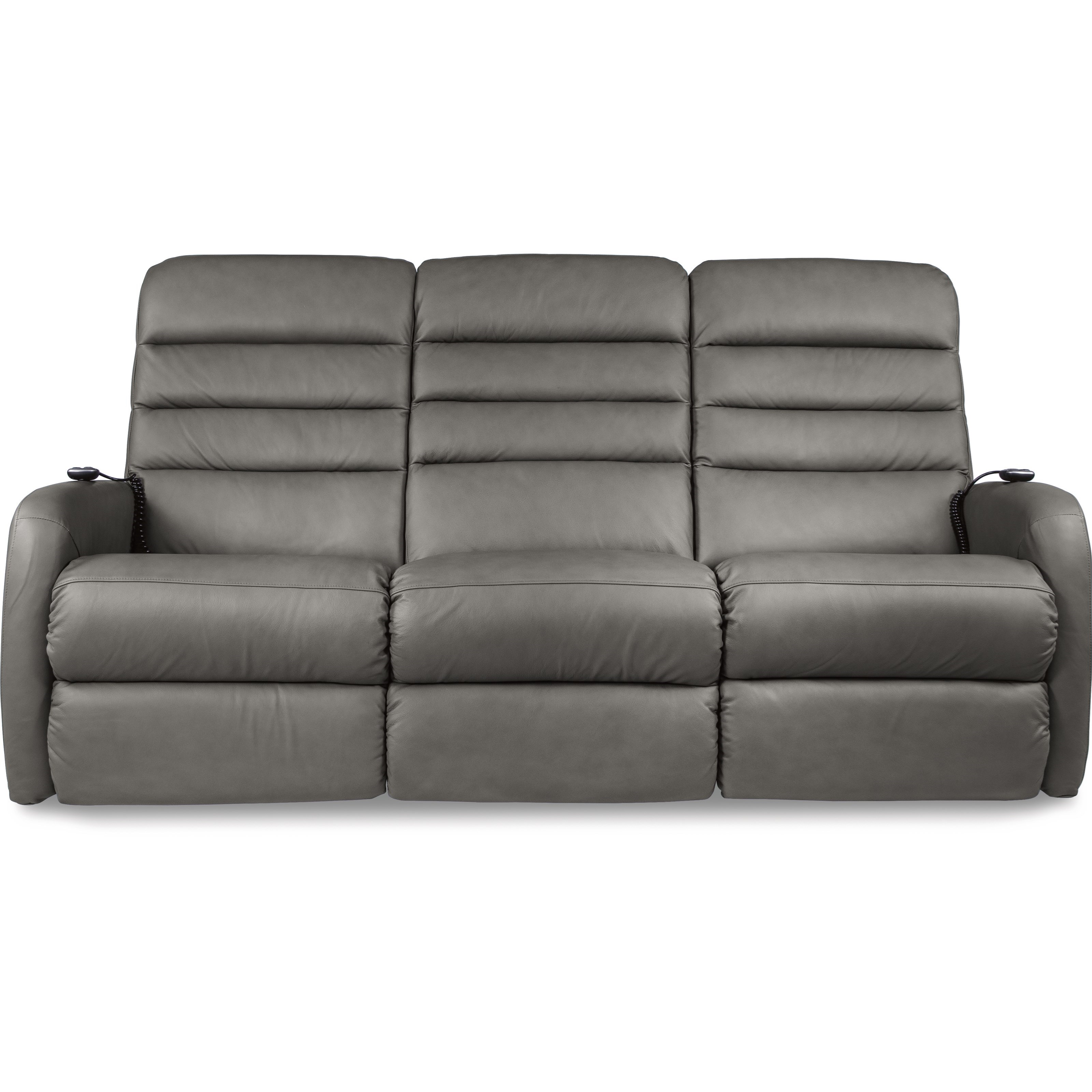 Stupendous Forum Contemporary Power Recline Xrw Wall Saver Reclining Sofa With Adjustable Head And Lumbar By La Z Boy At Rotmans Machost Co Dining Chair Design Ideas Machostcouk