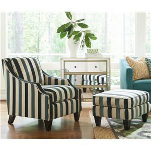 La-Z-Boy GATSBY Chair & Ottoman Set