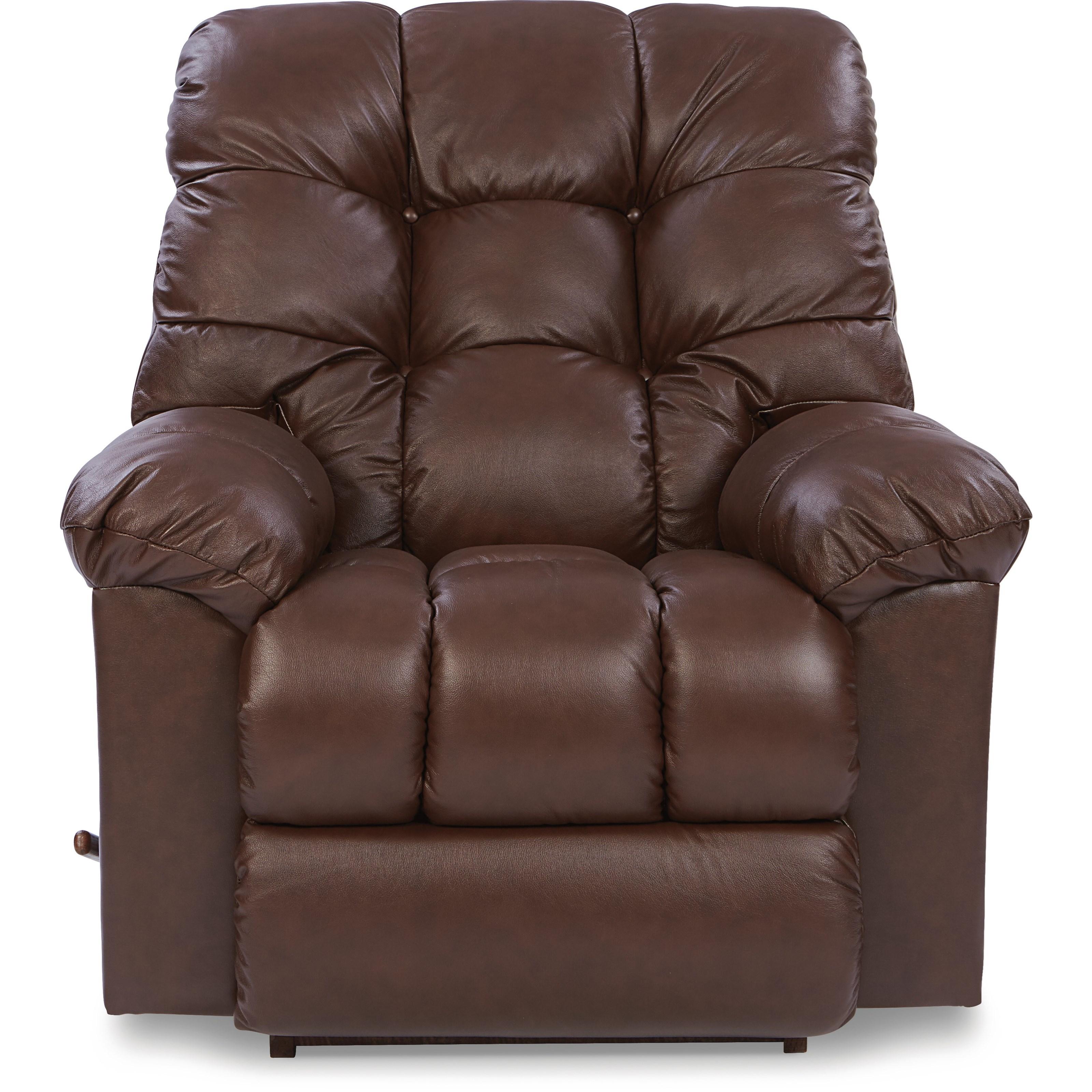La Z Boy Gibson Reclina Rocker Reclining Chair Reid s Furniture