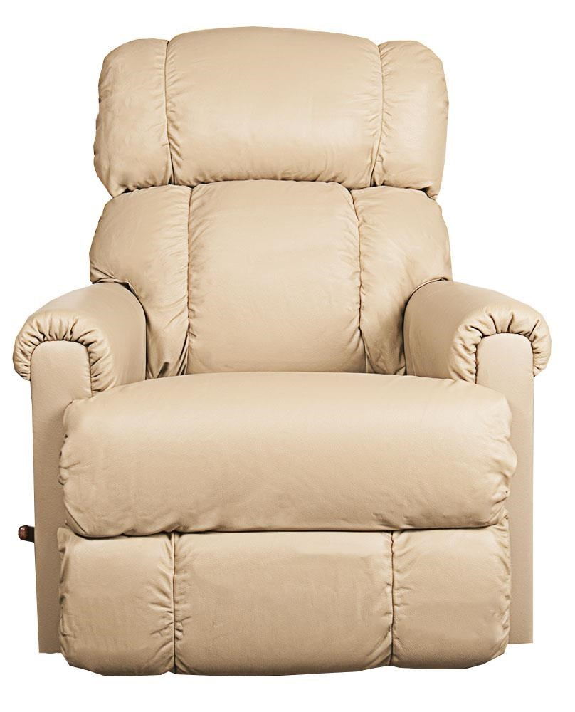 La-Z-Boy Pinnacle Pinnacle 100% Leather Recliner Rocker - Item Number: 270125725