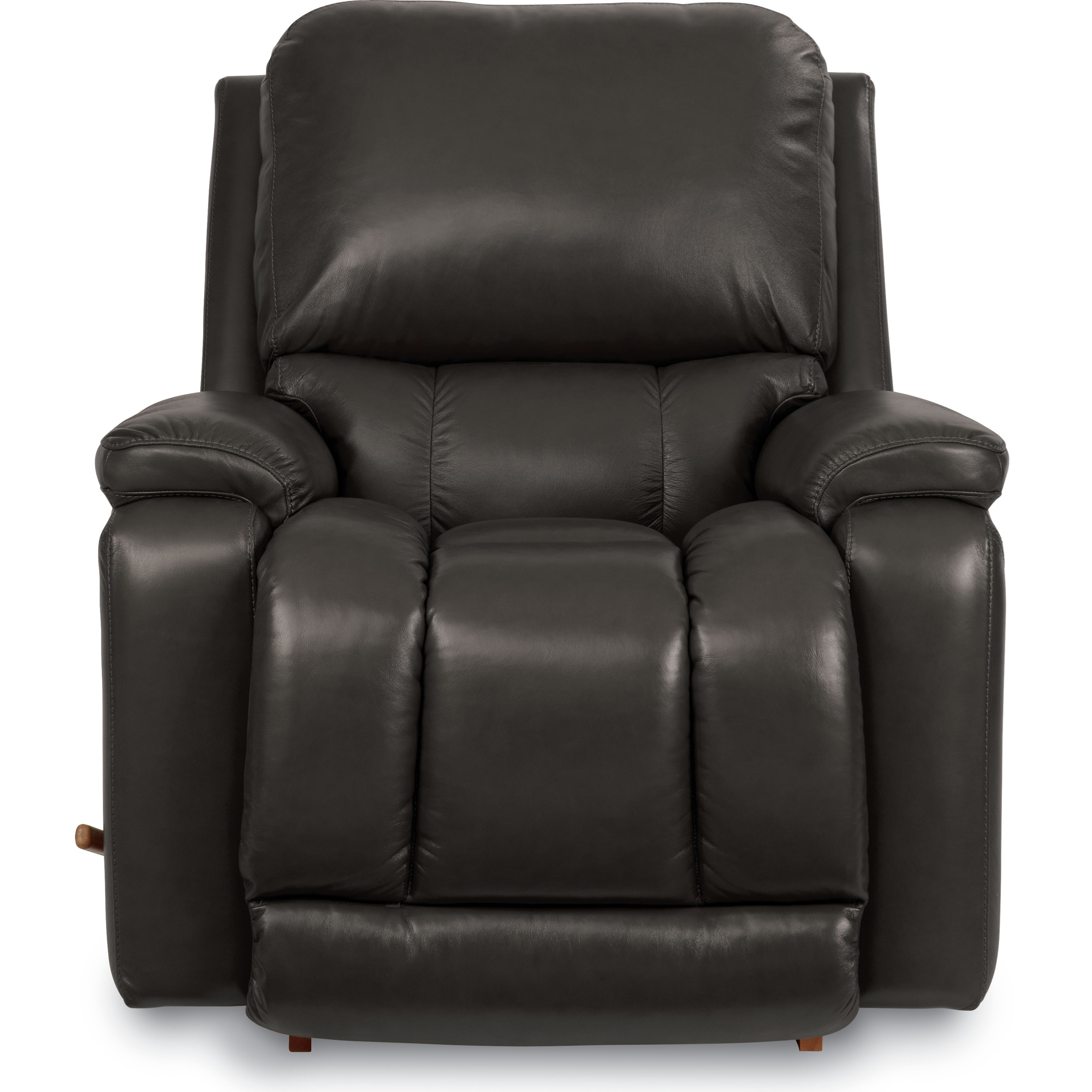 Leather Couch Repair Utah: La-Z-Boy Greyson Casual RECLINA-ROCKER® Recliner With