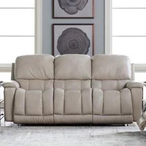 Power La-Z-TimeFull Reclining Sofa