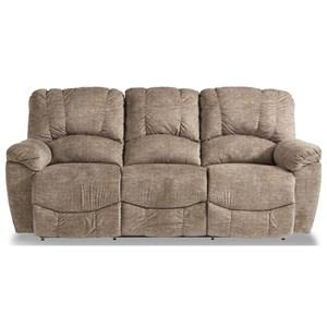 Power Full Reclining Sofa w/ Pwr Head